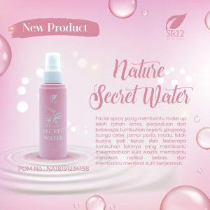 NATURE SECRET WATER SR12